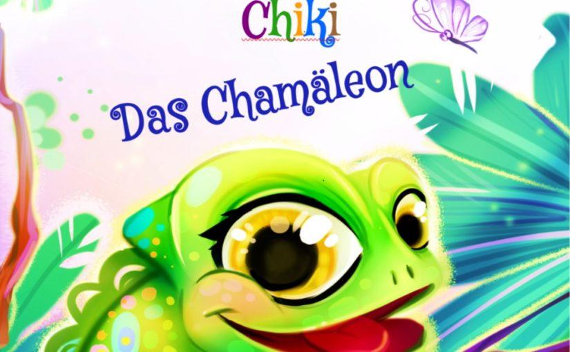 Chiki das Chamäleon – ein lustiger Kinderreim für Groß und Klein